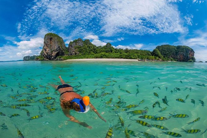 Phi Phi and Bamboo Islands Premium Service Trip by Sea Star From Phuket