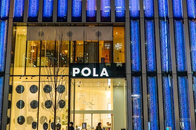 Private Tour - Escorting Your Shopping in Ginza, the City of Boutiques