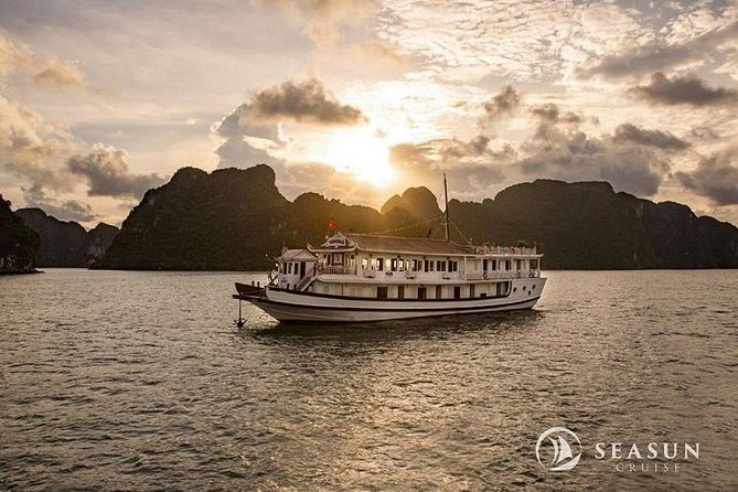 Halong Seasun Cruise 3 Days 2 Nights On Boat photo 12