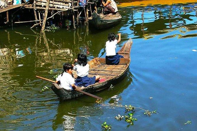 Kompong Khleang Floating Village
