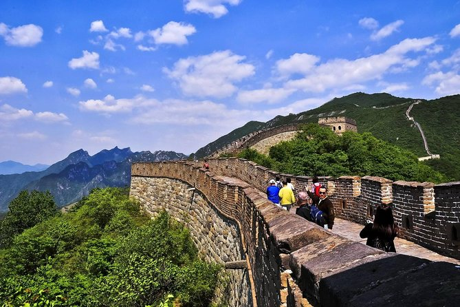 2-Day Private Beijing Tour from Shanghai: Great Wall, Forbidden City and More