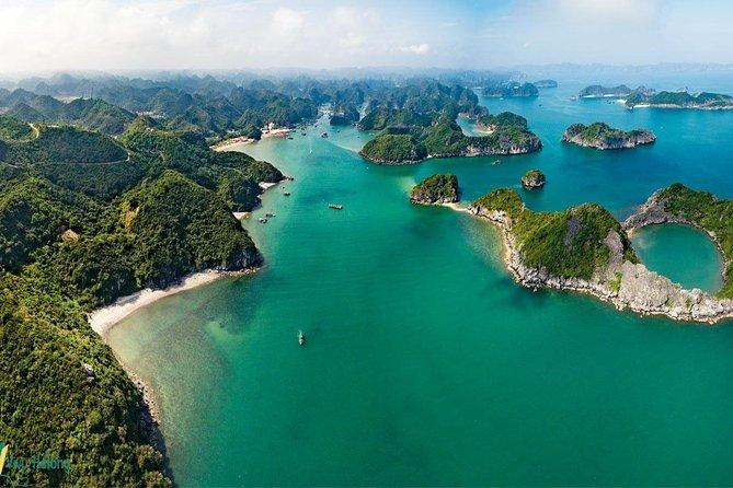 Halong Seasun Cruise 3 Days 2 Nights On Boat