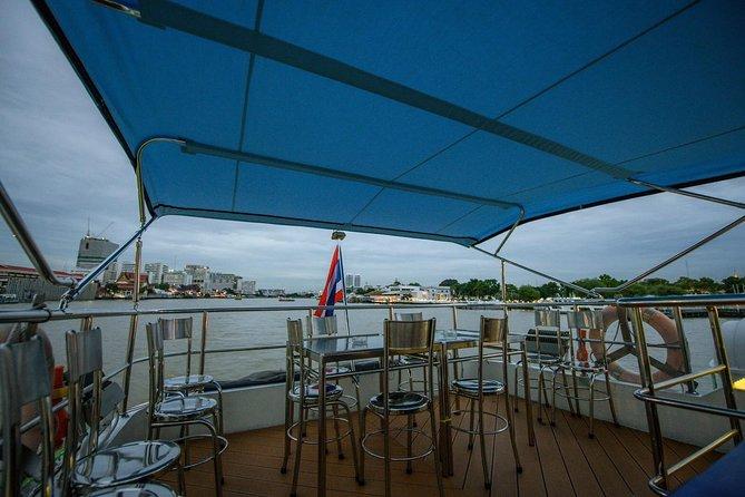 Sunset Bangkok Cruise by the yatch
