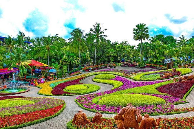 Skip the Line: Nong Nooch Tropical Garden in Pattaya Admission Ticket
