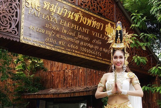 Skip the Line: Elephant Village in Pattaya Admission Ticket