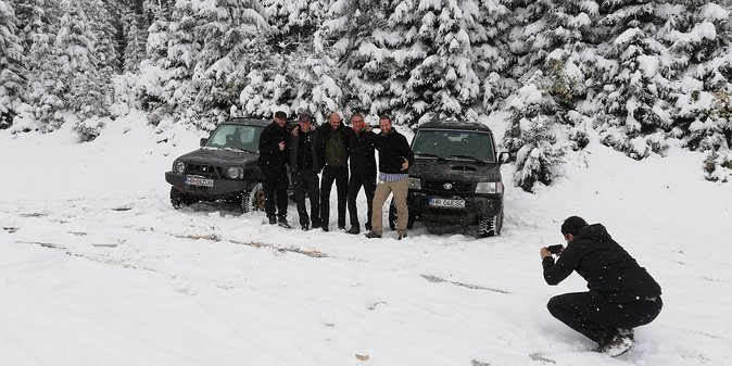 Full Day Winter Off-Road Tour in the Eastern Carpathians photo 3