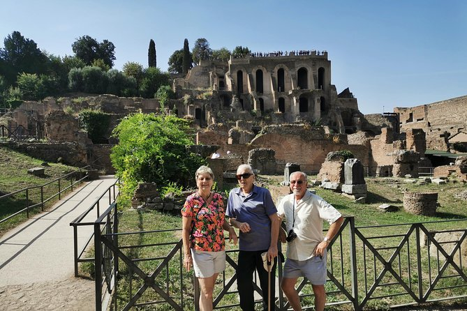 Skip-the-line Esclusive Tour of Rome Colosseum Forums & City Highlights photo 4