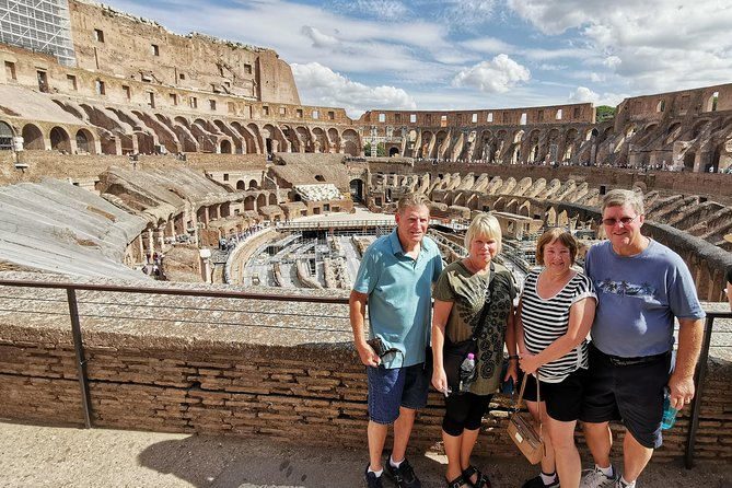Skip-the-line Esclusive Tour of Rome Colosseum Forums & City Highlights photo 2