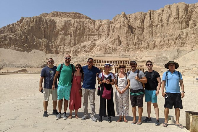 Luxor Private Day Trip From Cairo By Plane Including Banana Island,lunch&Felucca