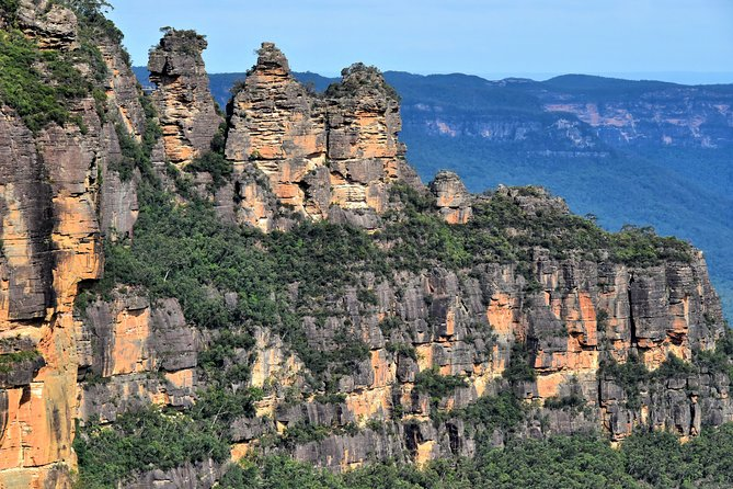 Blue Mountains afternoon tour inc Aboriginal Tour and sunset river cruise/dinner