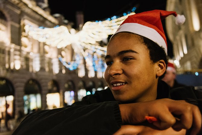 Christmas Lights: Non-Stop Sightseeing Bus Tour