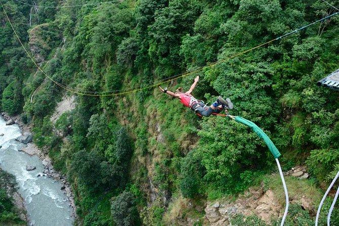 Bungee Jumping Near Kathmandu- A Day Trip