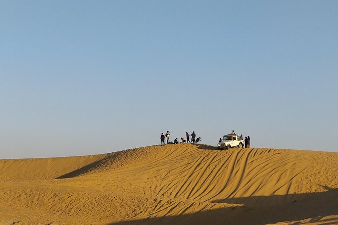 Dinner at Dunes with Jeep Safari, Jodhpur