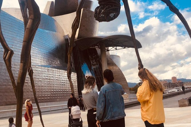 Bilbao, the art thief