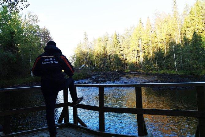 Rovaniemi: Vaattunkiköngäs Nature Trail Hiking Tour