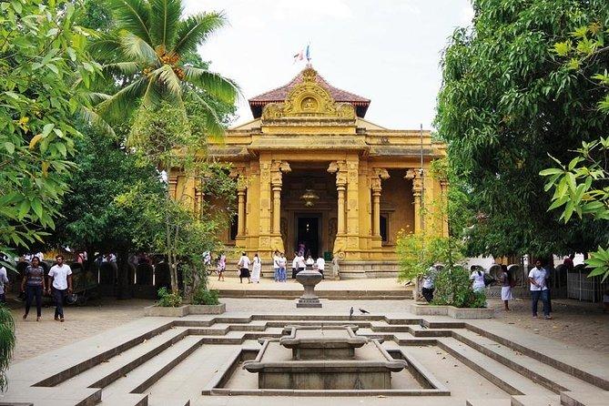 Cruise Ship Shore Excursions - Colombo Port - Colombo Buddhist Legend Tour