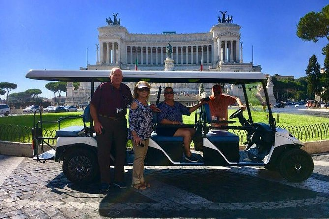 Golf Cart Rome tours: Trastevere and Jewish Ghetto