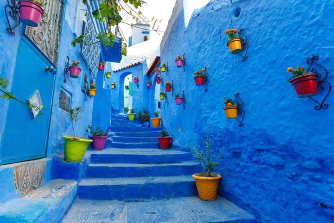 Day trip from Fes to Chefchaouen, start from Fes