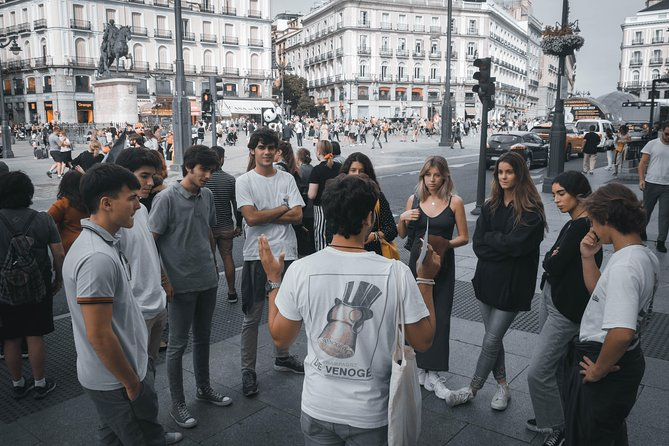 Madrid chases the murderer