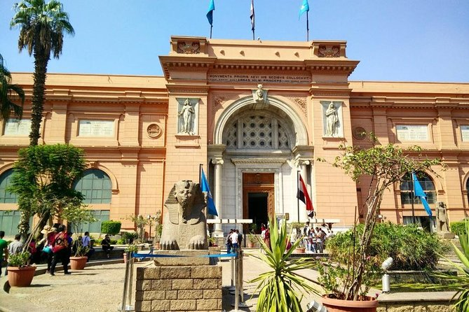 Half-Day Private Guided Tour to the Egyptian Museum photo 7