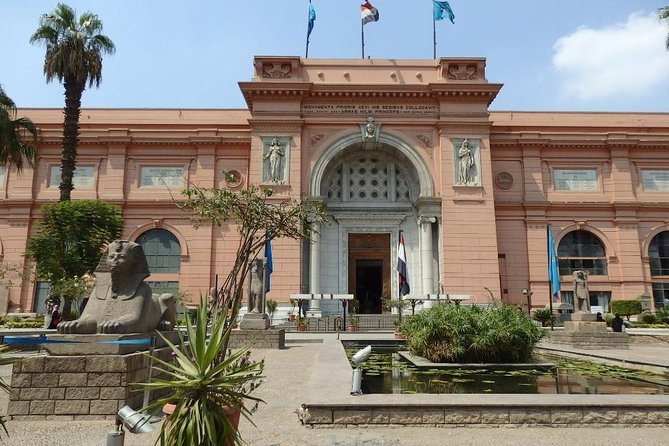 Half-Day Private Guided Tour to the Egyptian Museum photo 8