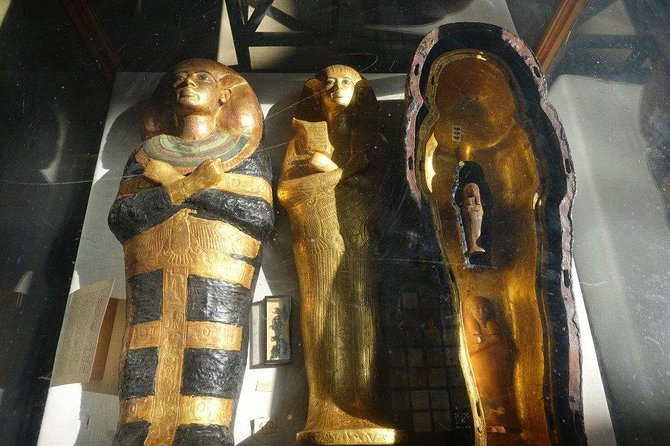 Half-Day Private Guided Tour to the Egyptian Museum photo 10
