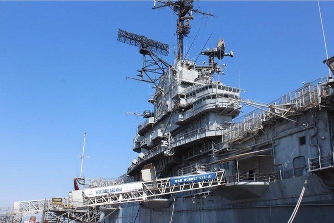 USS Hornet Museum Admission Ticket