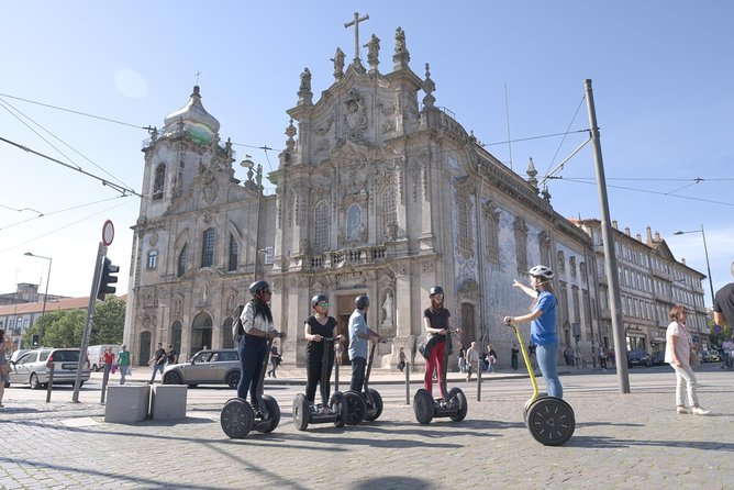 Porto: 2-Hour City Highlights Segway Tour - Guided Experience