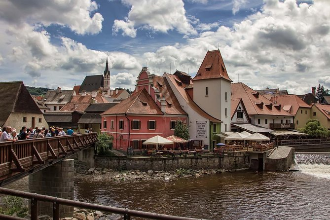 Private 10-hour excursion to Cesky Krumlov from Prague hotel pick up & drop off