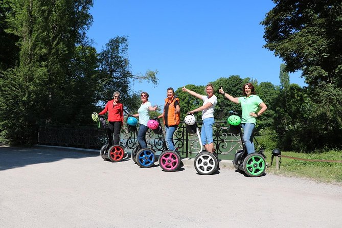 Segway tour Munich Beer Stories (3h)