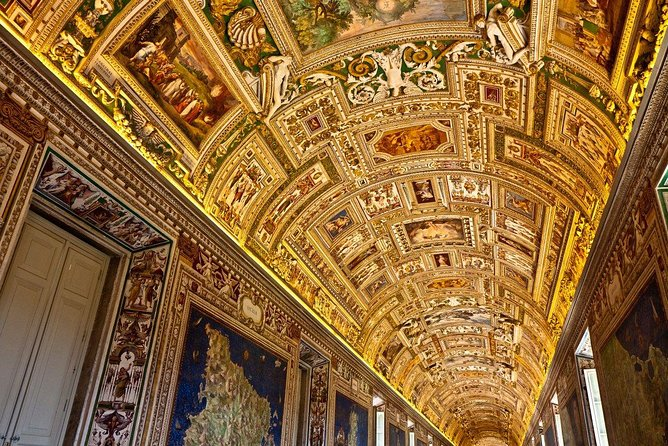 Vatican Museums & Sistine Chapel Escorted Skip the Line Tickets