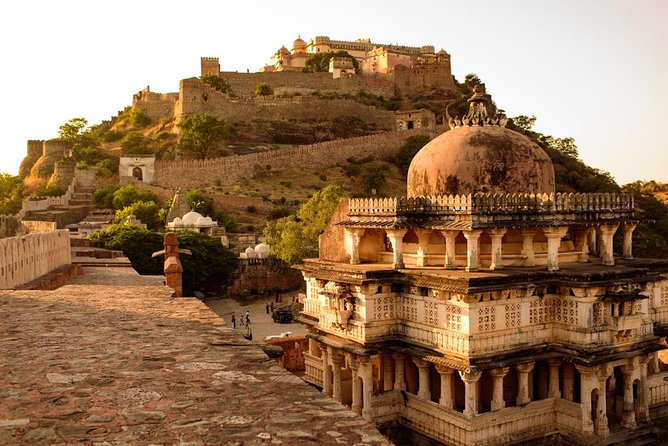 Day Trip to Kumbhalgarh With Ranakpur Temple photo 10