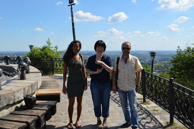 Lviv Sightseeing Private Tour by Car