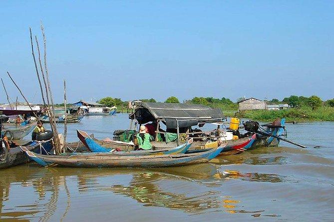 Chong Kneas Floating Village Half Day