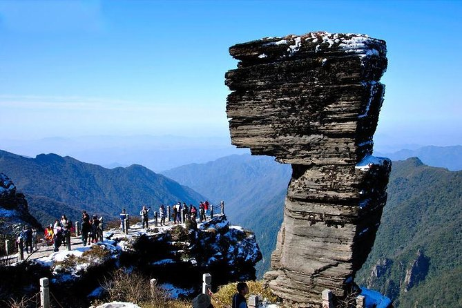 1-Day Self-Guided Fanjing Mountain Tour from Fenghuang