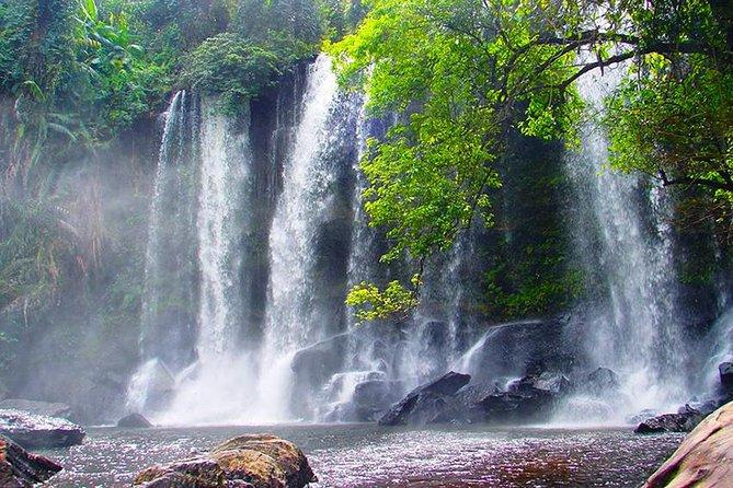 Phnom Kulen Waterfall Tour