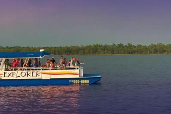 Dolphin and Nature Sunset Cruise from Orange Beach