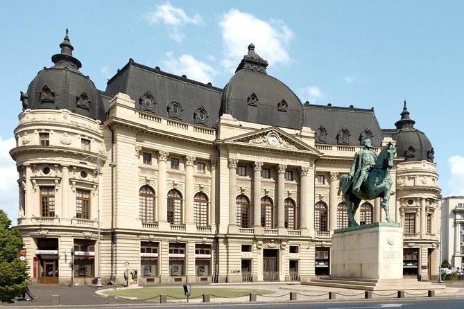 Bucharest Top Tour