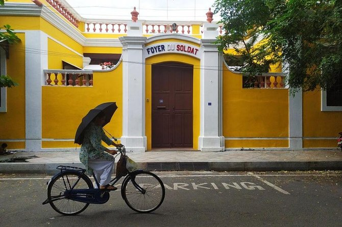 Travel through Time - Pondicherry photo 9