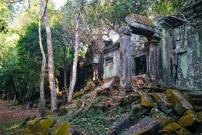 Beng Mealea Adventure Tour