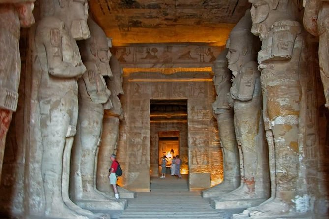 Private Tour to Abu Simbel from Aswan photo 1