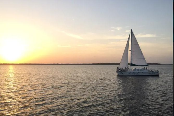 Orange Beach Sunset Sailing Cruise