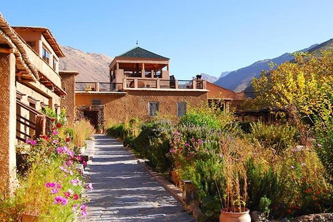 Day Trip to The High Atlas Mountains: Asni - Imlil, Lunch At Kasbah Toubkal