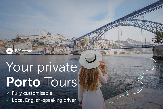 Private Half-Day Sightseeing Tour in Porto