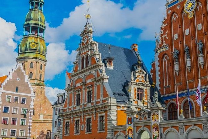 Riga Walking Tour