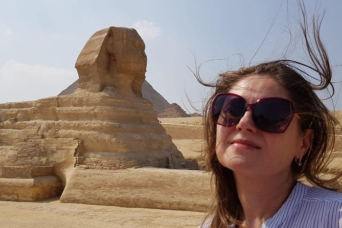 private guided Day Tour To Cairo by plane from Sharm El Sheikh.