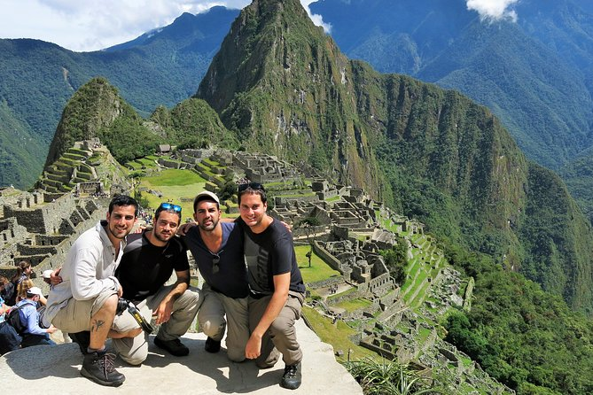 Machu Picchu + Huayna Picchu 2 days / 1 night