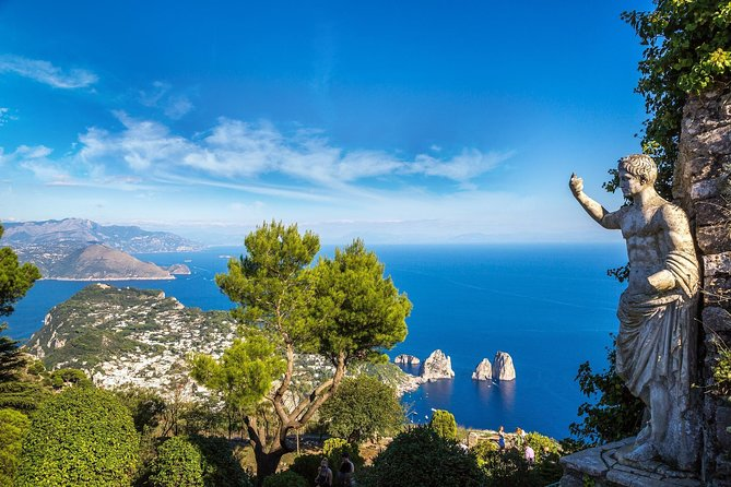 Capri and Anacapri SELECT Guided Tour from Sorrento