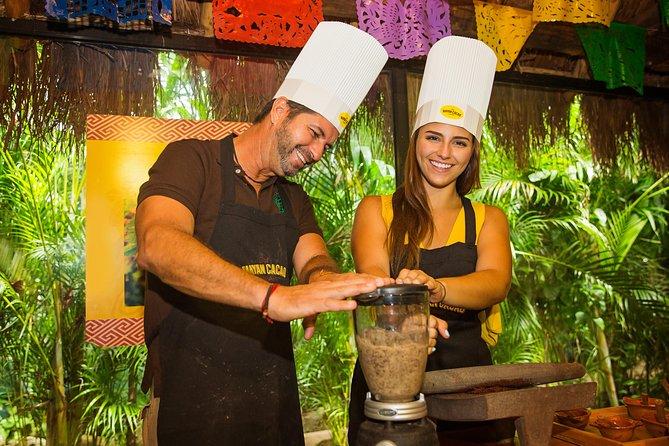 Choklad & Margarita verkstad