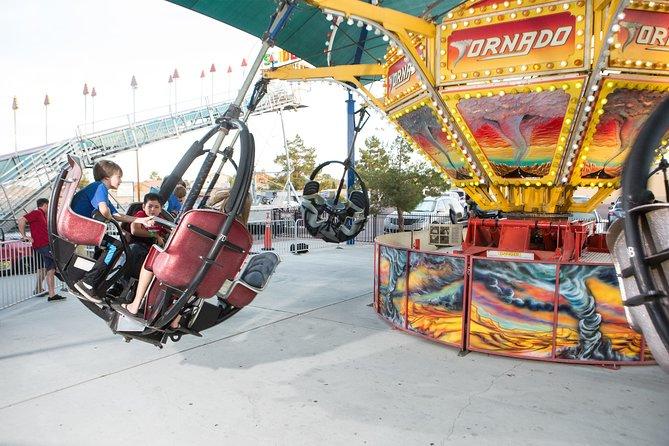 Exclusive: Las Vegas Mini Gran Prix Mega-Ride Wristband with Meal